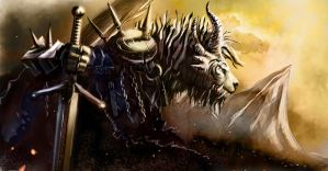 Charr Invader by VIPerMX