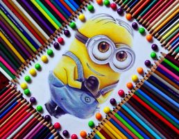 The Minion by Alena-Koshkar