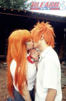 IchiHime Love by x-UCanDoIt