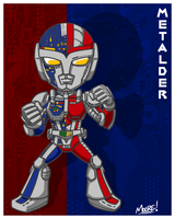 Heads Up 149 - SD Metalder by SeanRM