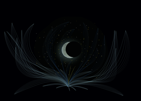 flower of the night by loenabelle