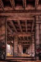 Flyover HDR by BarT666