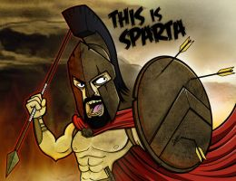 This is Sparta by NuchiCorp
