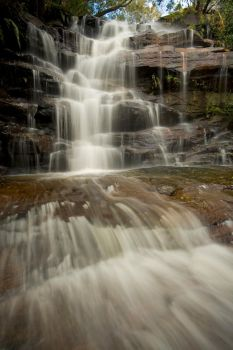 Somersby Falls by Snelvis