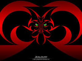Jealousy by cjmcguinness