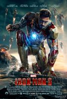 Iron man 3 Movie poster by komodovis