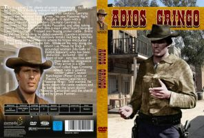 Adios Gringo DVD Cover by Black-Battlecat
