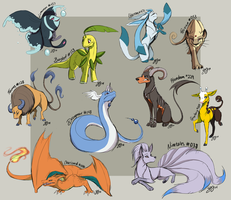 Pokemon Sketch Dump