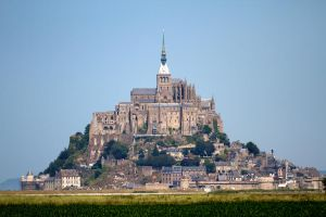 Mont-Saint-Michel 02 Stock by lokinststock