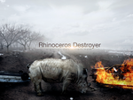 Rhinoceros Destroyer by VigarisT