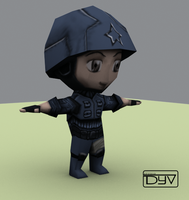 allied soldier by madd-sketch