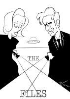 The X-Files by ZZTrujillo