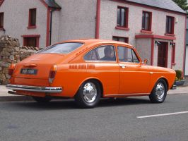 vw variant fastback back by sleepielion