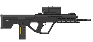 AR10 6.7mm MWS Service Rifle - GCO by SixthCircle