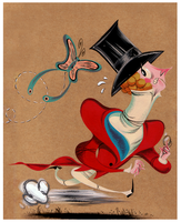 Eustace Tilley New Yorker by Pocketowl