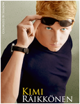 Colorize Kimi Raikkonen by shad-designs
