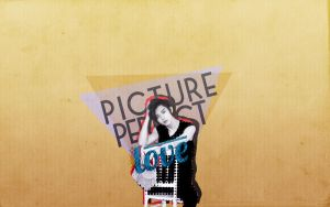 picture perfect love by minvisible
