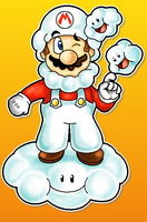 Cloud Mario by MushroomWorldDrawer