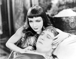 The Sign of The Cross - Claudette Colbert by Dreamerforever2004