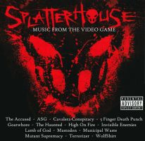 Splatterhouse 2010 Soundtrack by jc013