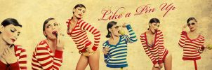 :: like a pin up :: by Theredavenue
