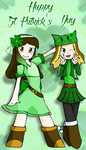 ~*Happy St. Patrick's Day*~ by Nora-Kouba