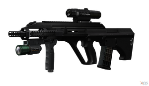 Steyer AUG A3 by sadow1213