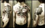 Spirittree of Nippon tattoo by Meatshop-Tattoo