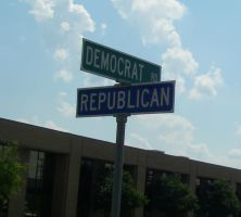 Partisan Sign by archambers