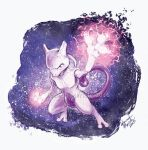 Mewtwo - Shatter Reality by HannahMericle