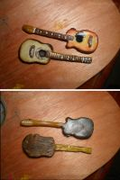 Acoustic Guitars by margemagtoto