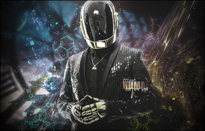 Daft Punk by LikeItWasOnce