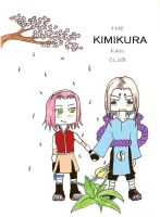 Kimikura Fan Club by Racheakt