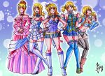 Lucy Heartfilia Outfits by kyo-domesticfucker