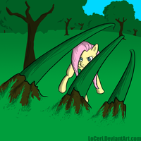 MLP I am the Forest by LoCeri