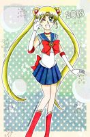 Welcome Back Sailor Moon by Nanao178