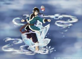 Haku - Child of Snow by PaintedThoughts