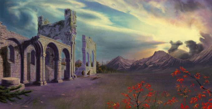 Ithilien by soys