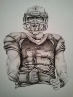 Tim Tebow by 101Rush101
