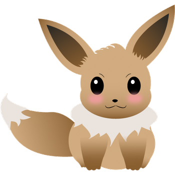 Eevee Vector Illustration by Haine2006
