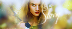 rosie huntington-whiteley by KrypteriaHG