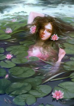 Waterlily by goldenrodS