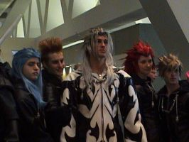 Xemnas Appears - Otakon by HarlequinKiss