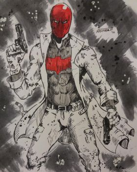 Red Hood by Bora-Arslanbulut