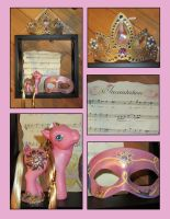 Tangled gift by maskedzone