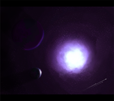 The Universe by KaueDalcin