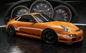 Porsche 911 GT3 RS by Alpha1dash1