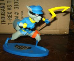 sly cooper 3 by JCFox