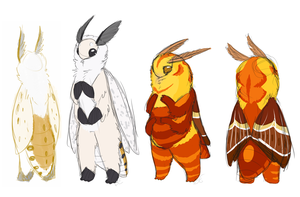 moths ref by blinding-eclips