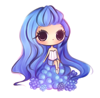 Blue Raspberry by mochatchi